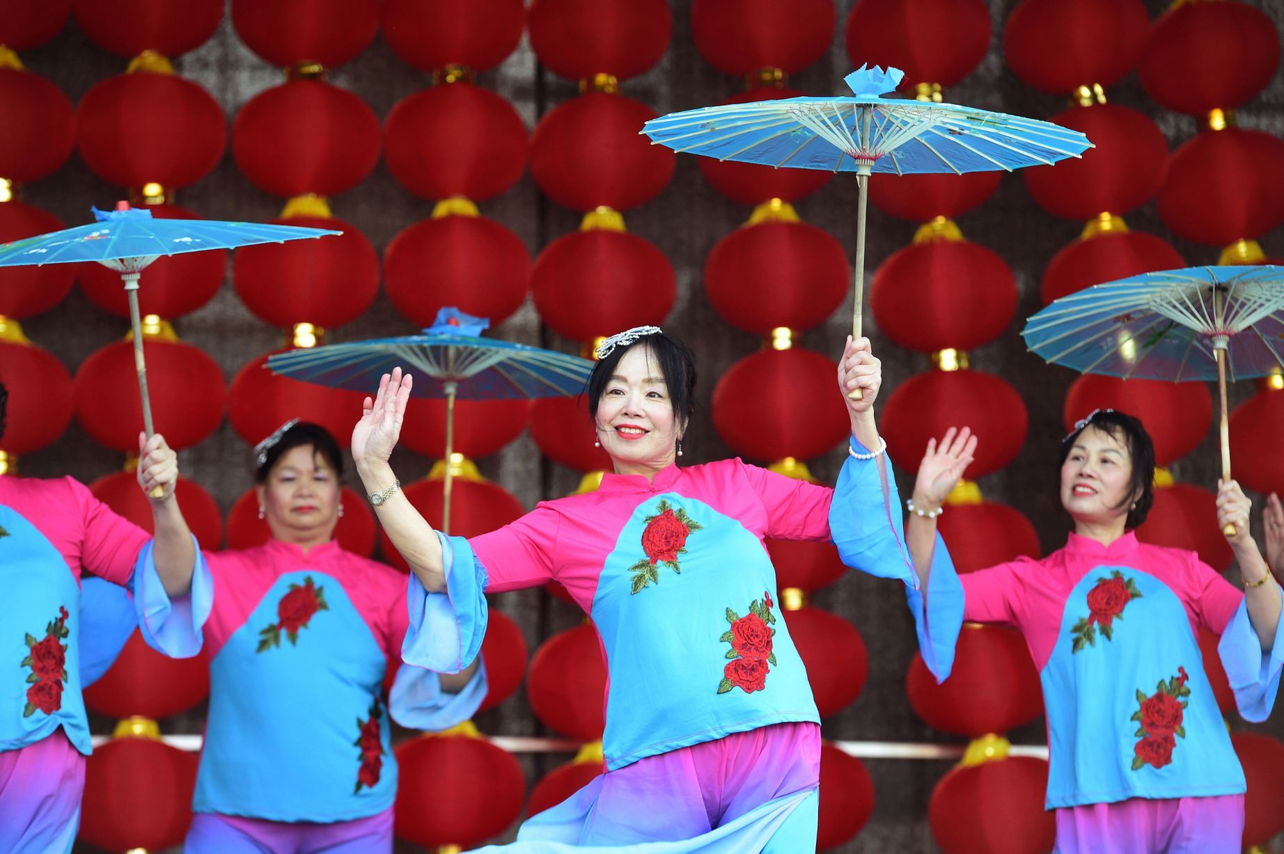 21 stunning pictures of Chinese New Year celebrations in