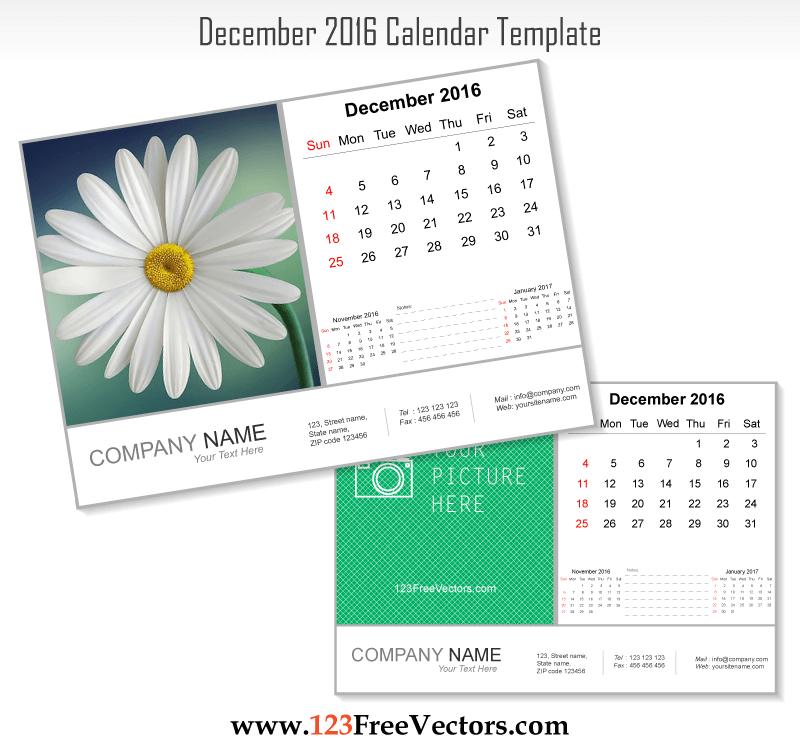 Illustrator Calendar Template Idealstalist