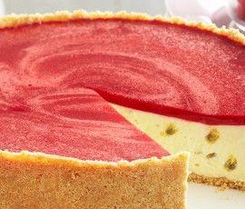 Berry Passionfruit Cheesecake Bakers Corner Sweetened Condensed Milk Recipes Milk Recipes Condensed Milk Recipes