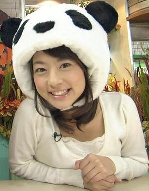 生野陽子パンダ