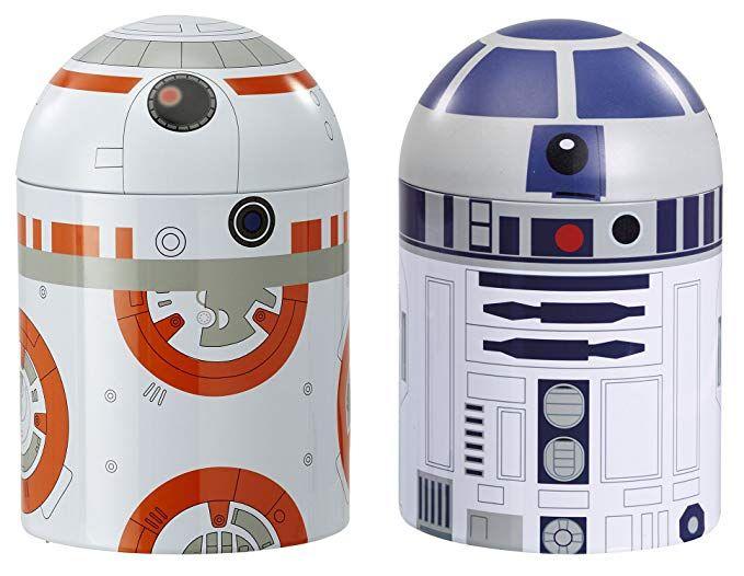 BB-8 Star Wars Episode VII Seifenspender aus Keramik