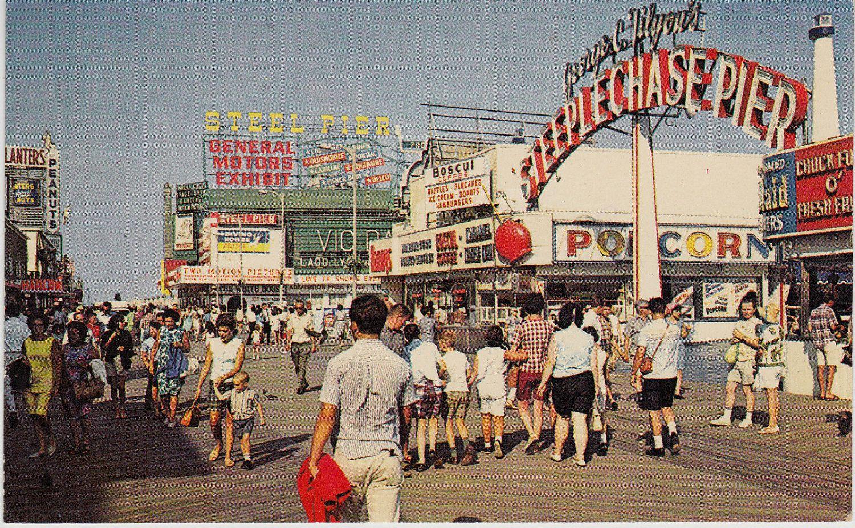 Million Dollar Pier Atlantic City Nj Atlantic City Boardwalk Atlantic City City Beach