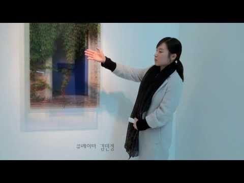 ▶ 허미회展(갤러리 이배)_140312 - YouTube