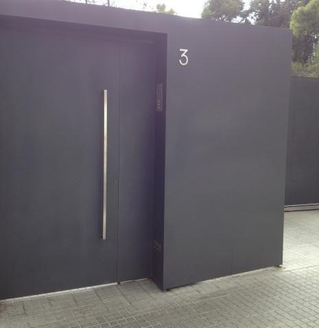 Resultado De Imagen De Puertas Chapa Perforad Drzwi W