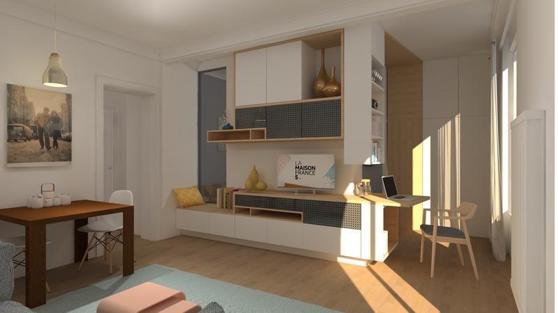 maison france 5 architecte beautiful dans chaque mission stphane thebaut poursuit ses. Black Bedroom Furniture Sets. Home Design Ideas