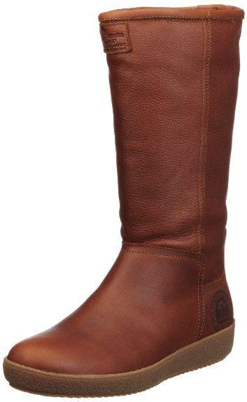 Panama Jack Women S Mirabella B23 Bark Pull On Boots 5m06b19140 5 Uk Amazon Co Uk Shoes Bags