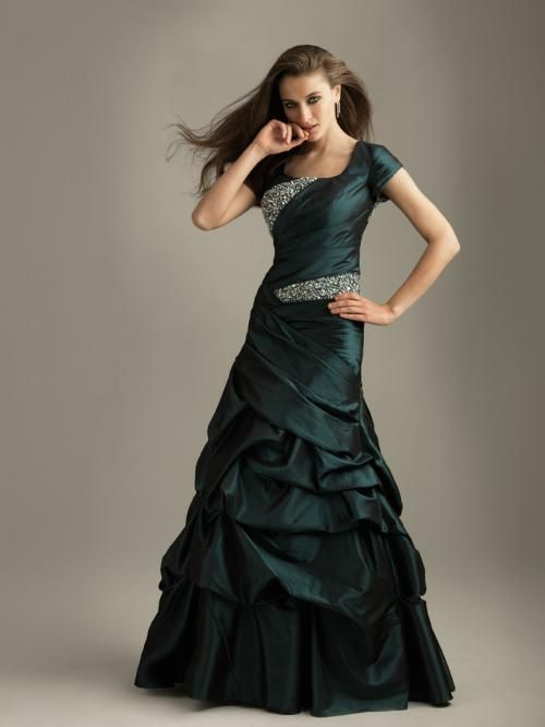 Nightmoves Modest Prom ball gown dress from Serendipity | Nightmoves ...