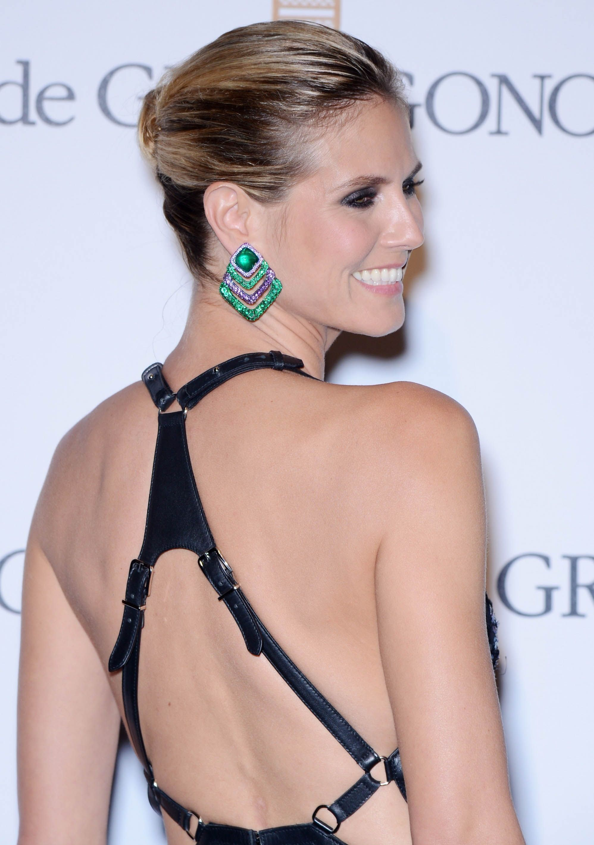 la modella mafia best dressed fashion at Cannes 2012 Film Festival - Heidi Klum 3