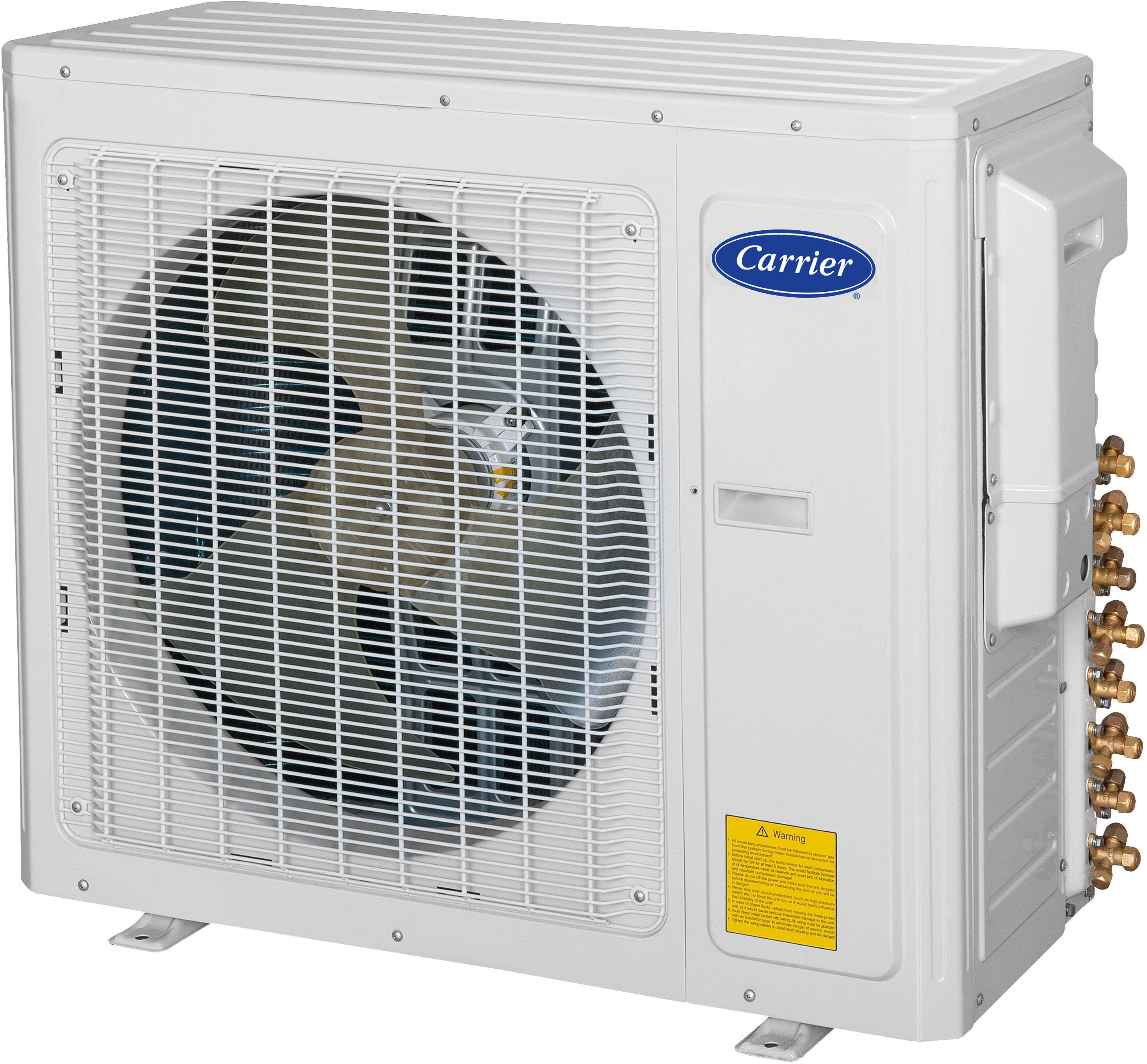 Carrier Ductless Split Outdoor Unit For Heating Cooling Your