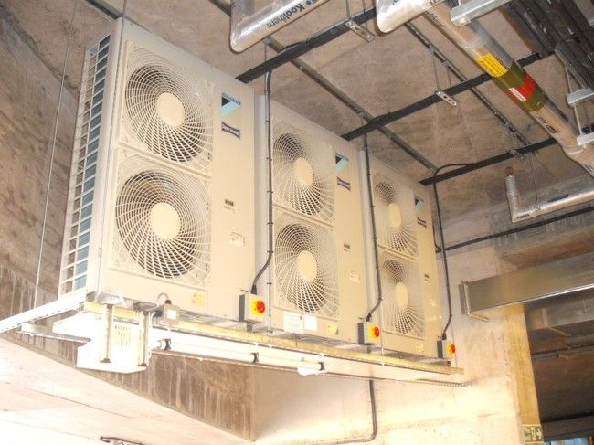 Service Ac Cuci Ac Cleaning Ac Cassett Proses Cleaning Indoor Ac