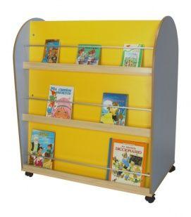Revistero revisteros pinterest revisteros - Estanteria biblioteca infantil ...