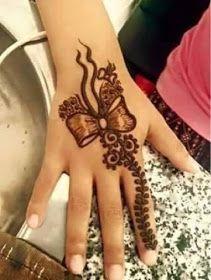 نقوش حناء للايادي ناعمة اجمل نقوش الحنة لليدين Henna Hand Tattoo Simple Henna Tattoo Hand Henna