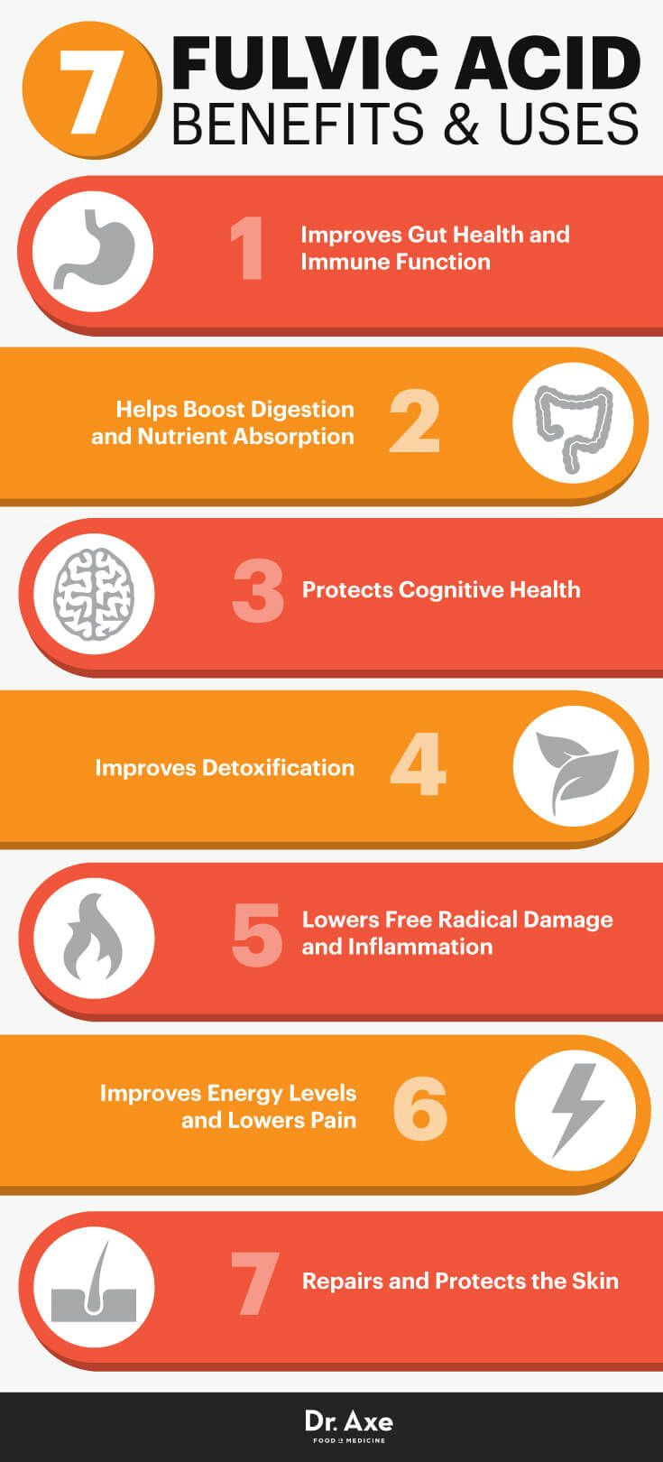 Fulvic acid benefits and uses - Dr. Axe http://www.draxe.com #health #holistic #natural