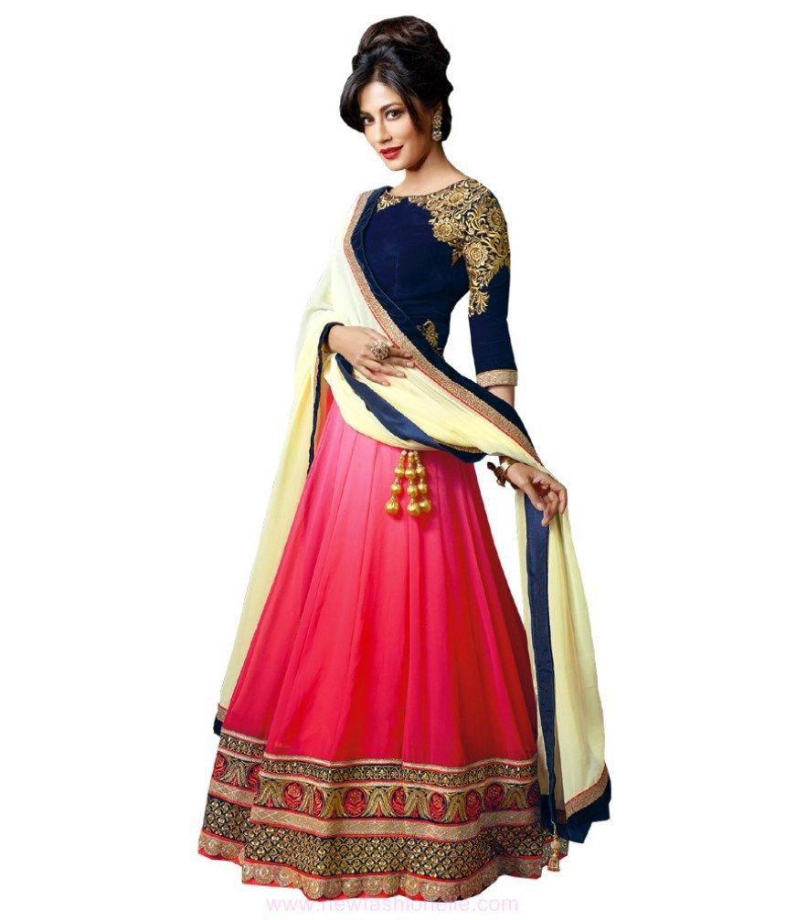 1bf32f0f1f lehenga choli designs for engagement with price | Carol | Choli ...