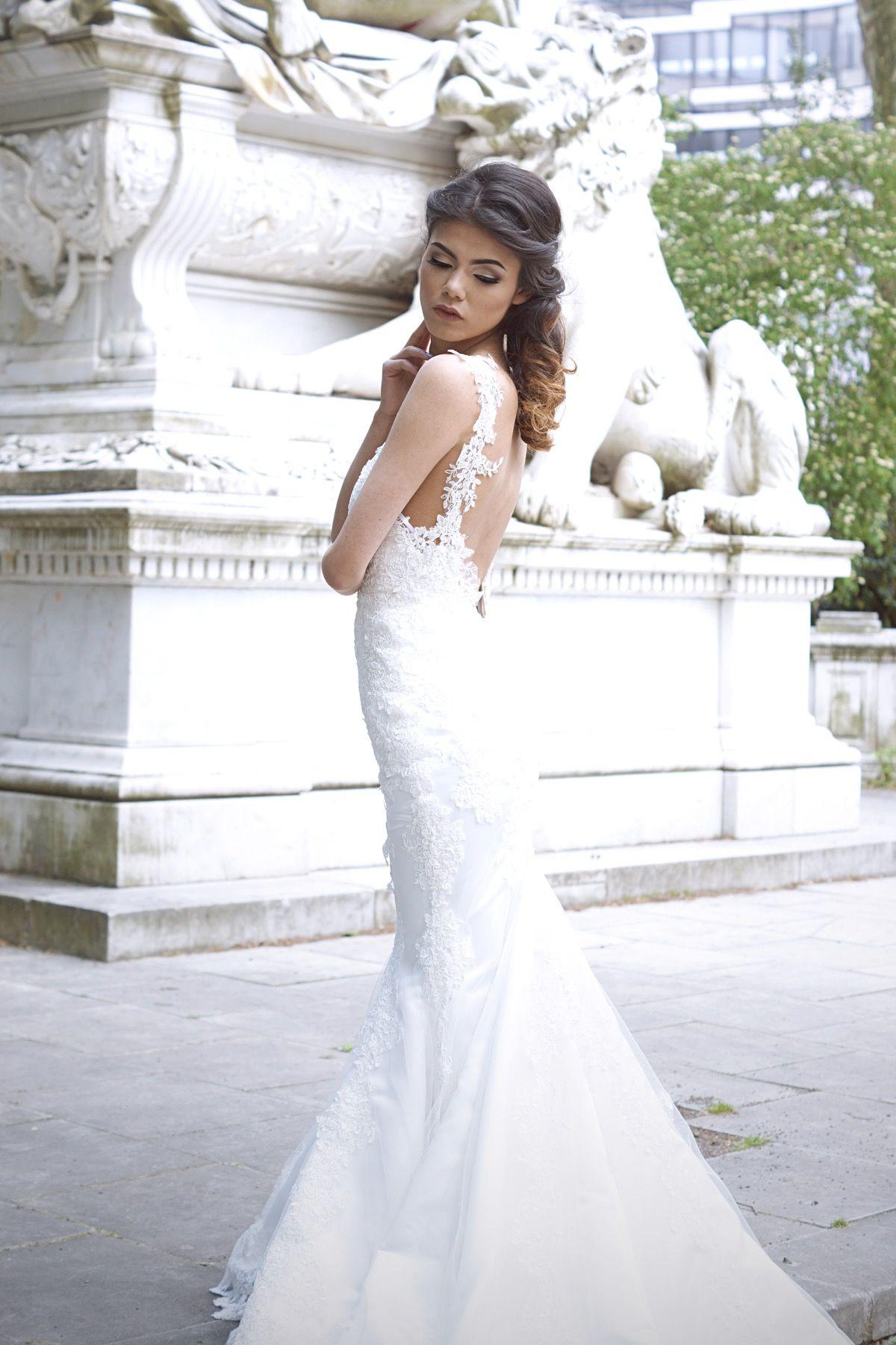 Brautkleid / Hochzeitskleid by EMANUEL HENDRIK - Düsseldorf, Germany ...