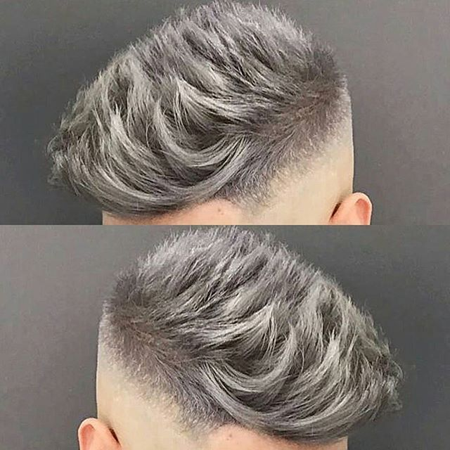 Hair Color 20 New Hair Color Ideas For Men 2020 Atoz Hairstyles In 2020 Men Hair Color Grey Hair Dye Grey Hair Men