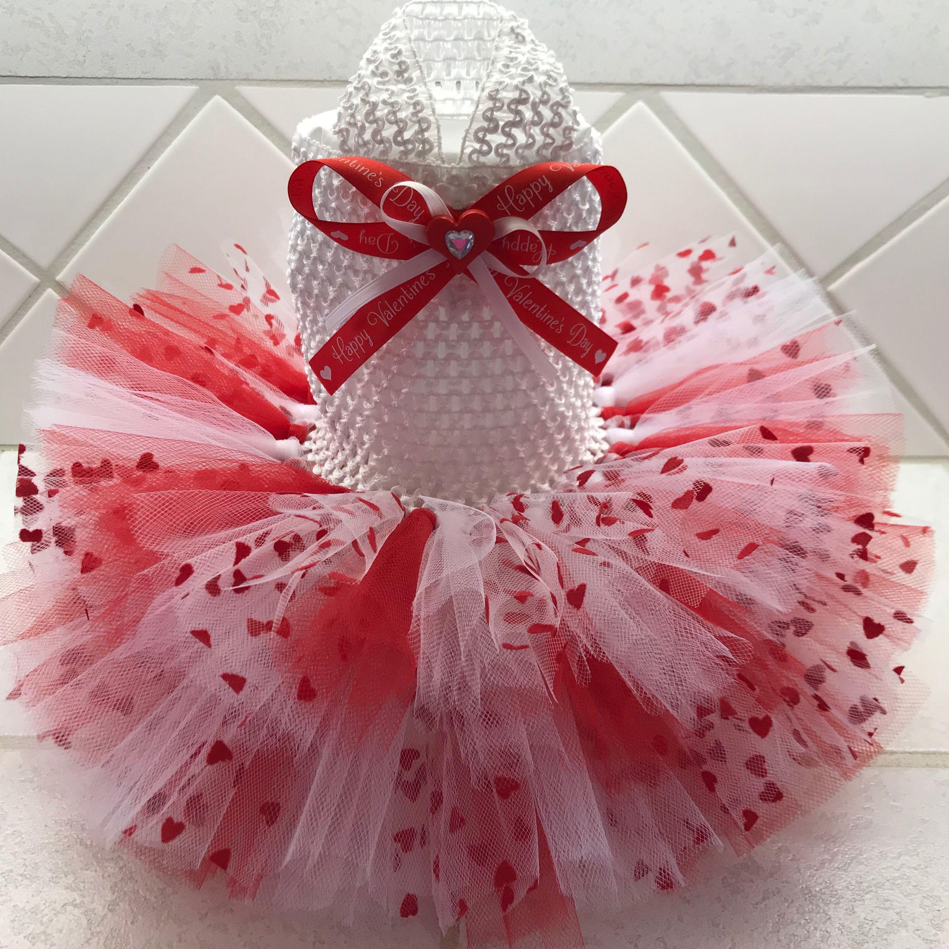 Kali\'s Valentine\'s Day tutu dress | manualidades | Pinterest | Ropa ...