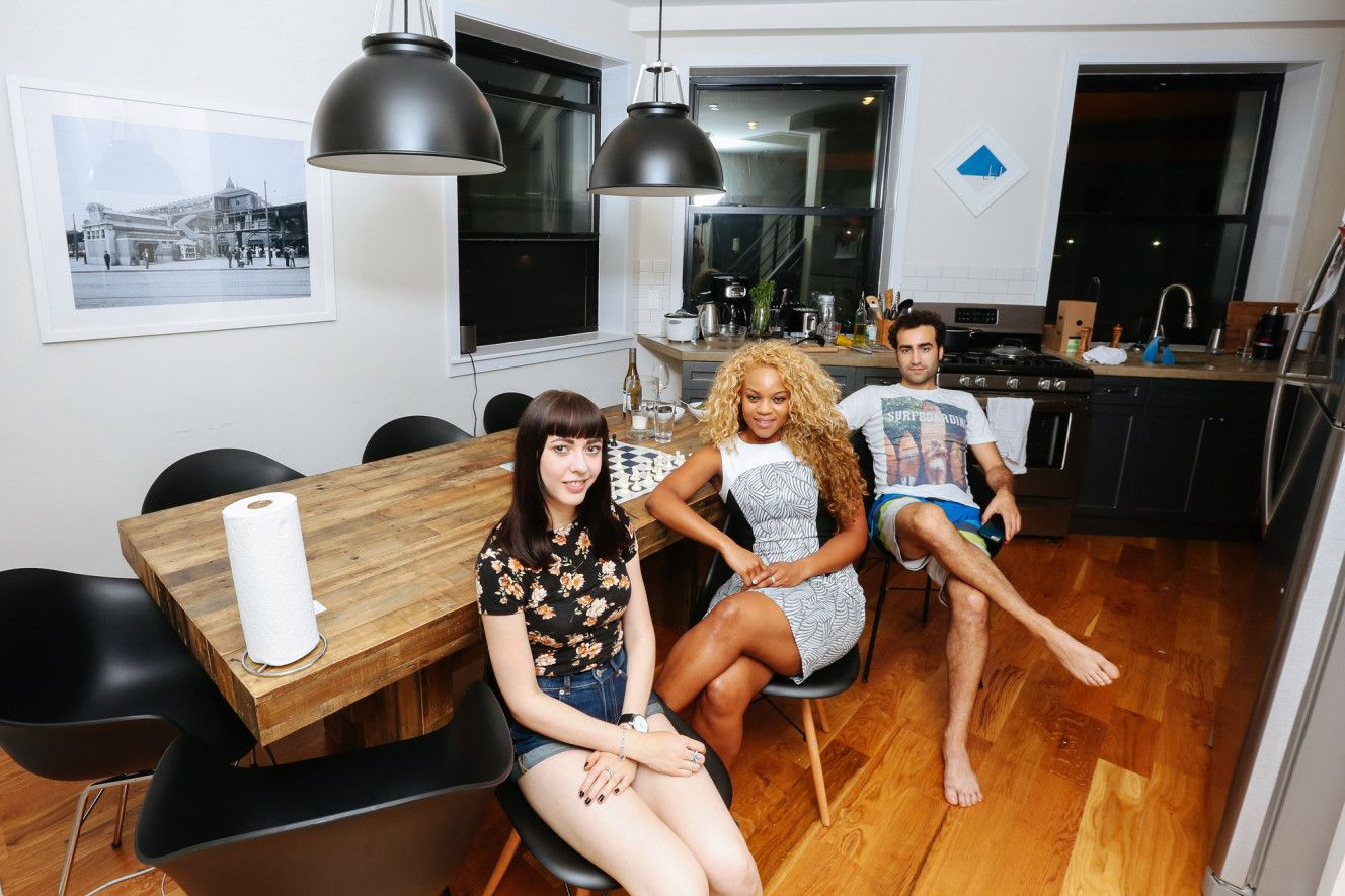 Forget Partitioned Apartments, Craigslist Roommates And Ikea Furniture.  Increasingly, New Yorkers Are Turning