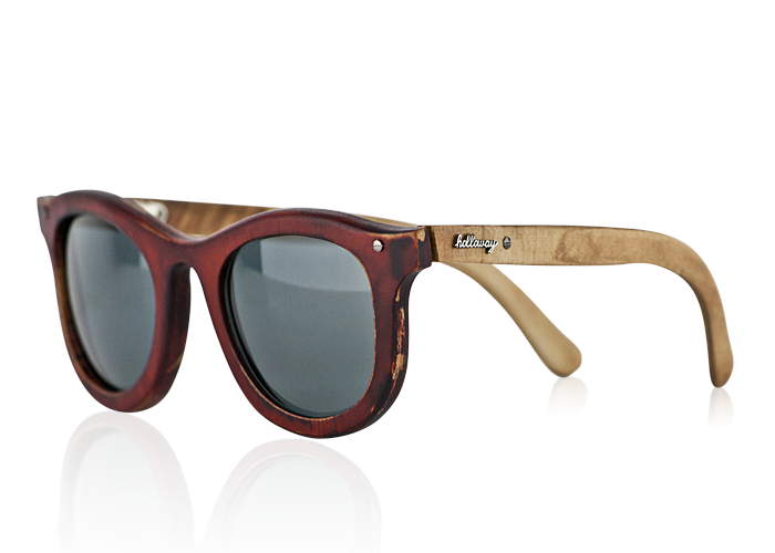 sk8 glasses made from old skate deck! $229.95