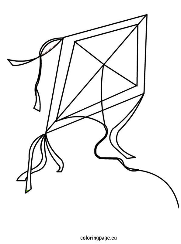 Kite Disegni Da Colorare Pagine Da Colorare Disegni