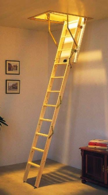 How To Install A Folding Attic Stairs Attic Stairs Folding Attic Stairs Attic Stairs Pull Down