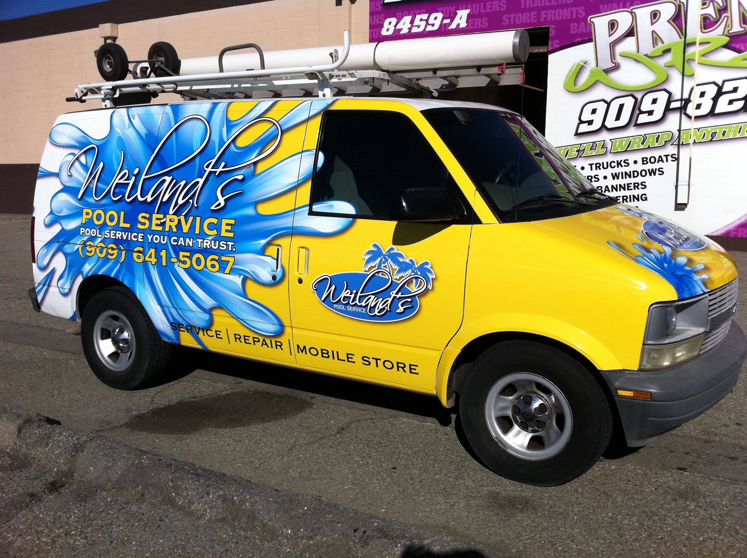 Image detail for -wraps for prosperity avery dennison vehicle ...