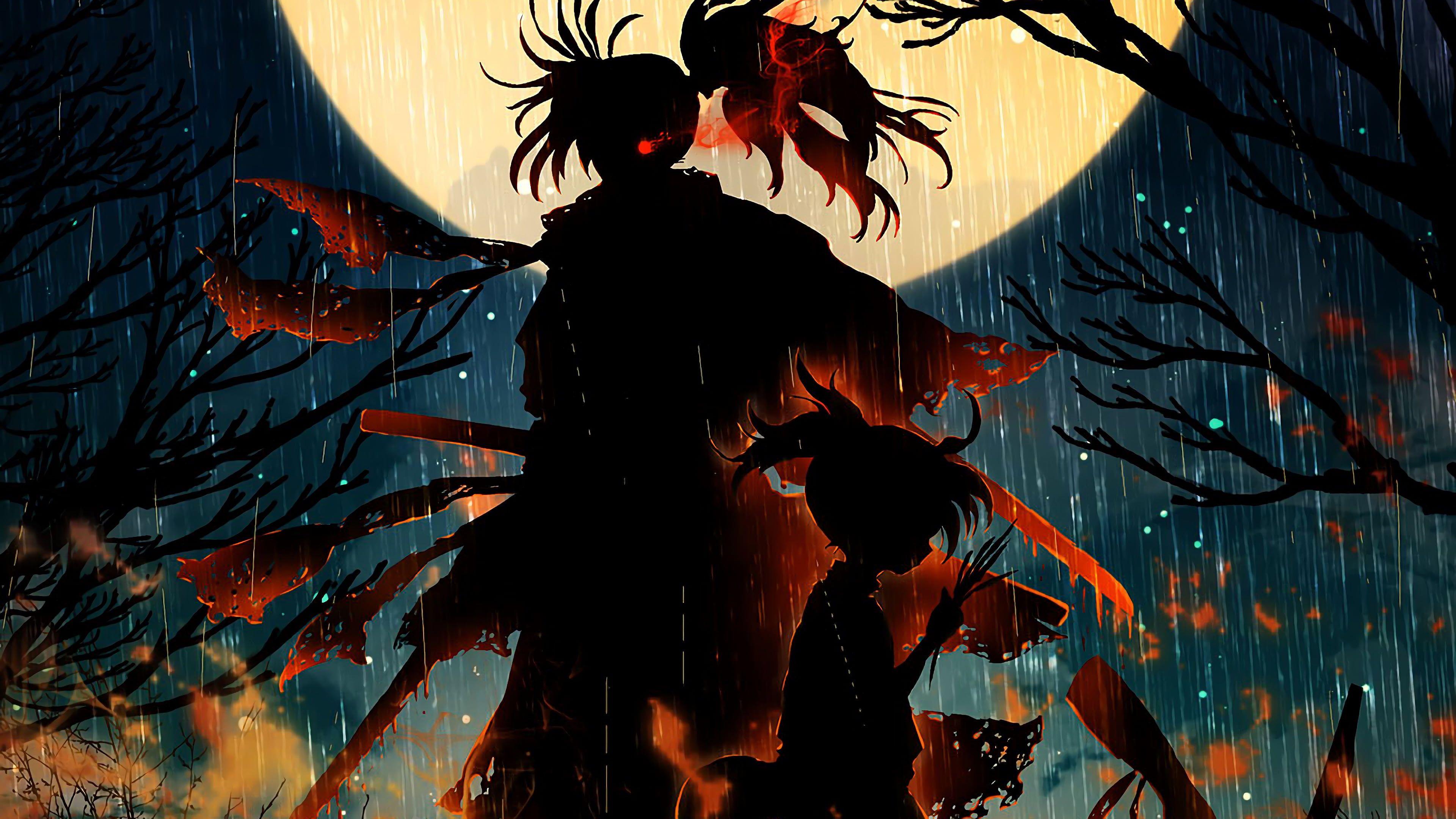 Anime Dororo Black Hair Dororo Anime Dororo Dororo Hyakkimaru Dororo Moon Red Eyes 4 Anime Wallpaper Iphone Anime Wallpaper Anime Wallpaper 1920x1080