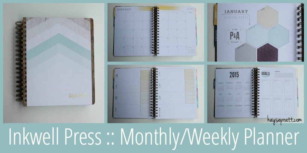 The Ultimate Planner Review Ordine e Metodo Pinterest Planners