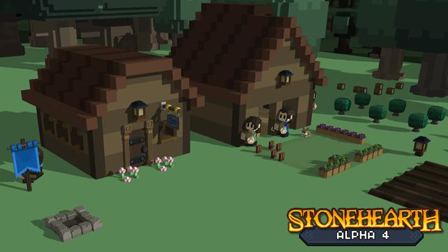 Stonehearth Alpha 4 Sandbox Games Minecraft Multiplayer Best Minecraft Servers Sandbox