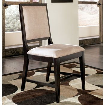Martini Suite Upholstered Side Chair (Set Of By Ashley Furniture, Furniture  XO