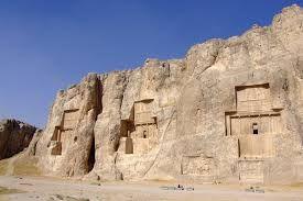 Naqsh-erostam Fars Iran