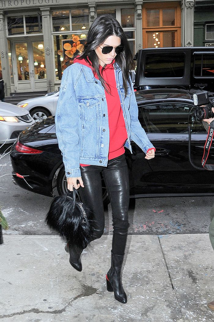 5 No Brainer Celeb Winter Outfit Ideas Scene Fashion Fashion Kendall Jenner Outfits