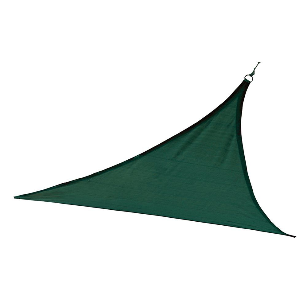 ShelterLogic Heavyweight Triangular Sun Shade Sail - 25725 | Lowe's Canada