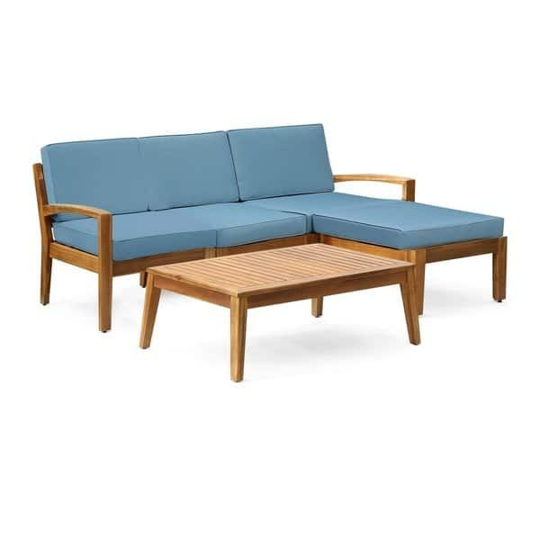 Pin On Patio Sofa Set