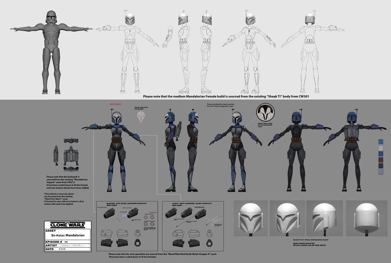 A Little Side Project For A Friend Bo Katan Star Wars Characters Pictures Star Wars Design Star Wars Concept Art