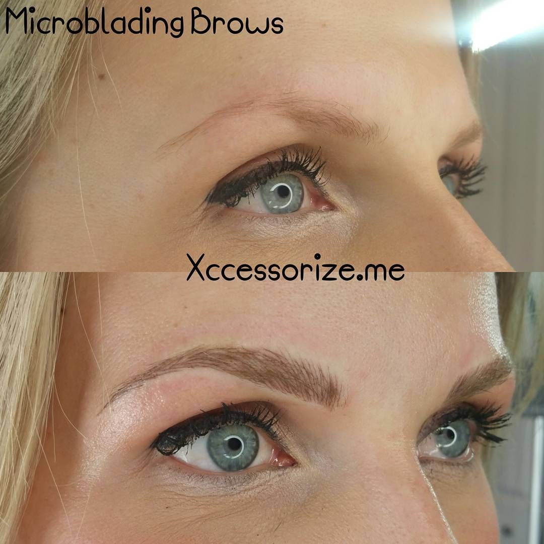 These Amazing Microblading Results May Persuade You To Get Your