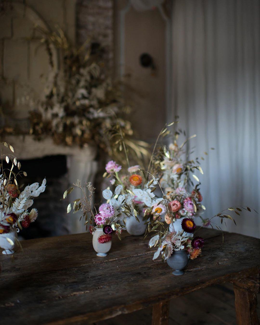 Kitten Grayson Flowers On Instagram Autumn To Gives Way To Winter Genevievelutkin Wedding Decorations Flowers Instagram