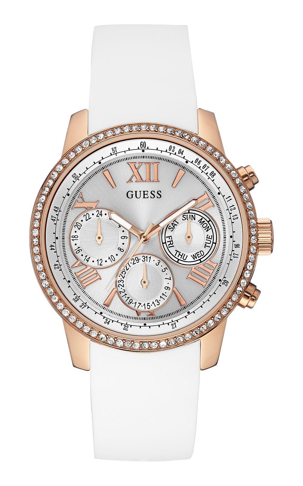 Γυναικείο ρολόι GUESS W0616L1 διαμέτρου 42mm aa7862846db