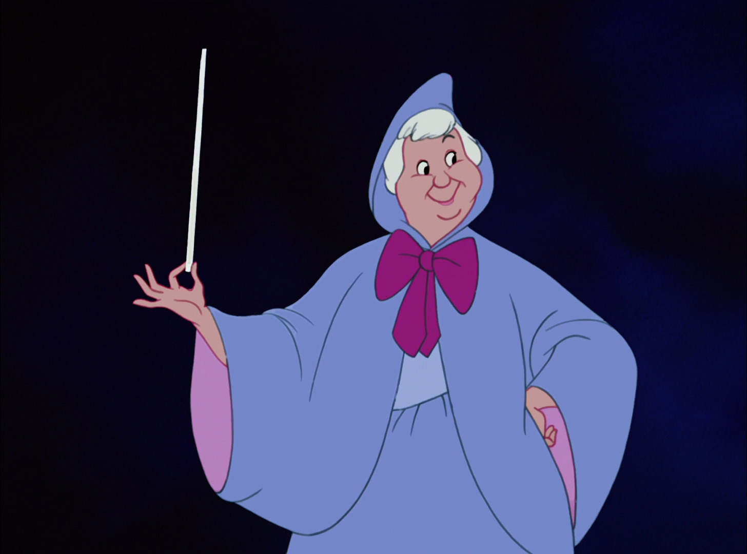 Fairy Godmother And Wand Fairy Godmother Cinderella Walt