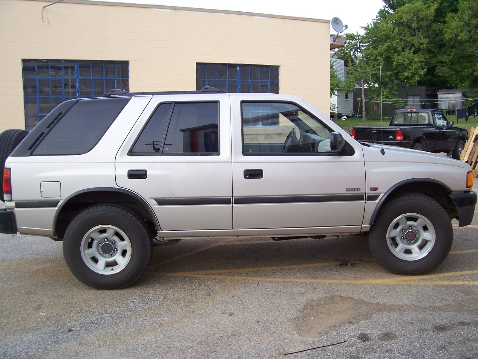 1995 Isuzu Rodeo Other Pictures Cargurus Rodeo New Trucks Japanese Cars