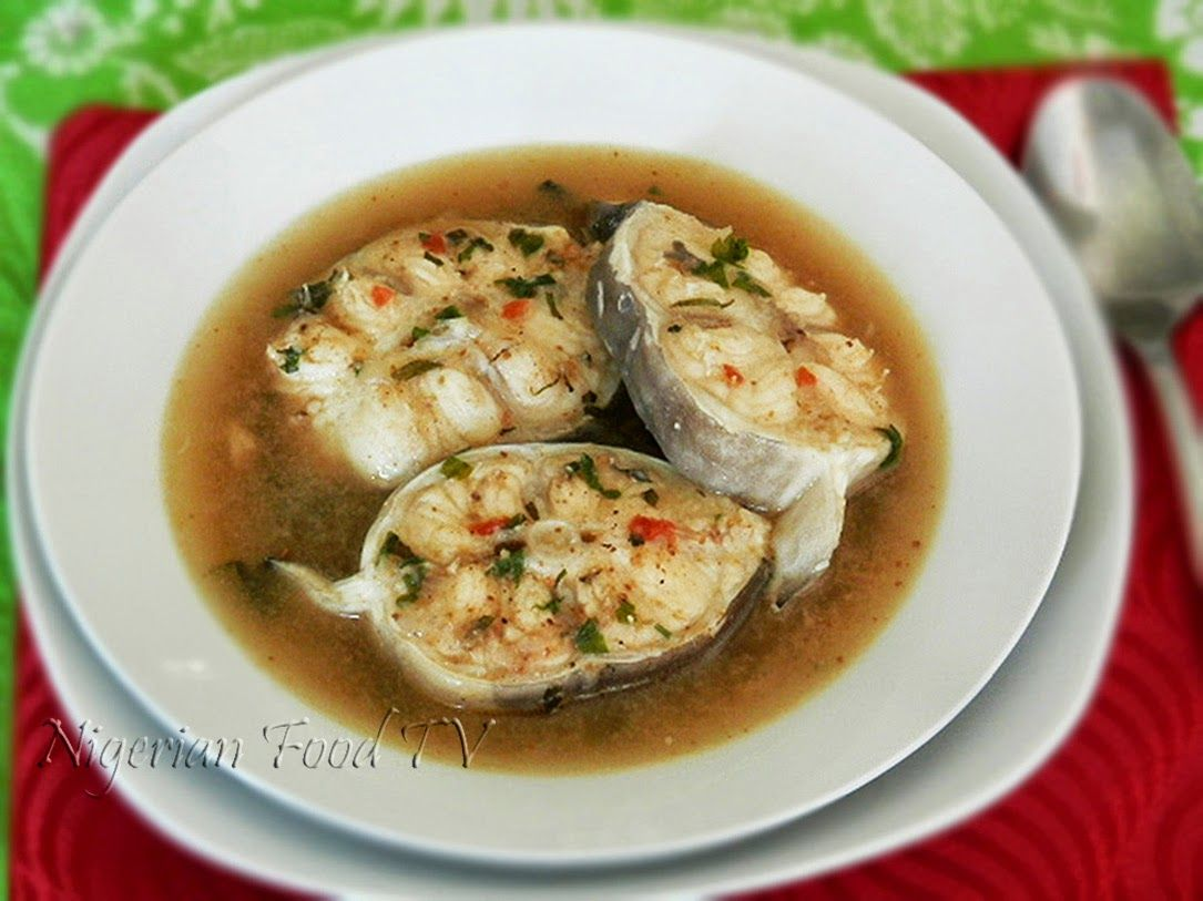 Cat fish pepper soup ingredients 1 medium sized catfish use catfish pepper soup point and kill is another delicious nigerian pepper soup recipes see how to prepare this rich peppersoup forumfinder Gallery