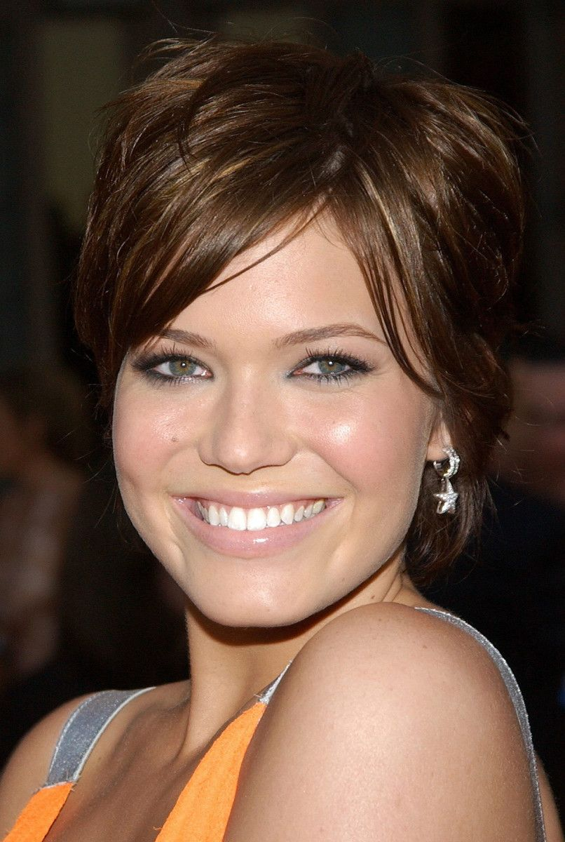 Mandy moore before and after american music awards celebrity