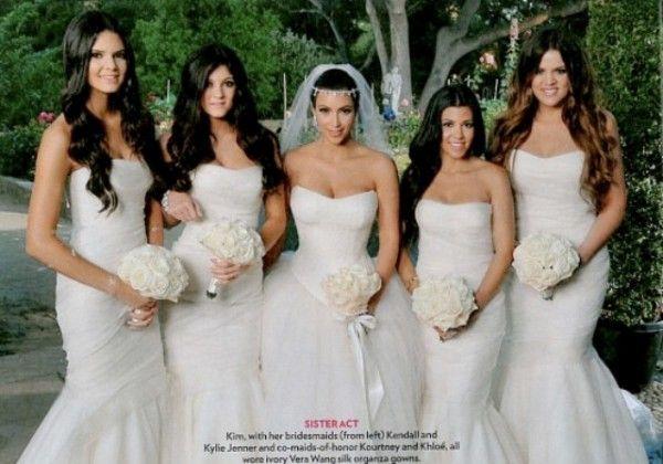 7 things Britt learnt from Kim Kardashian\'s first wedding ...