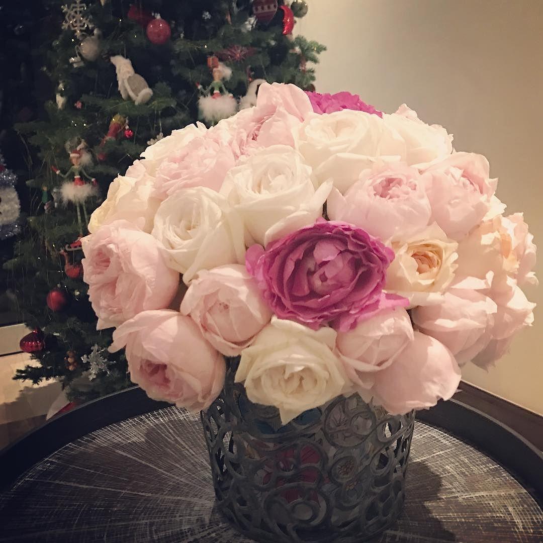 More beautiful #flowers at home #peonies #fushia #pinkpeonies .