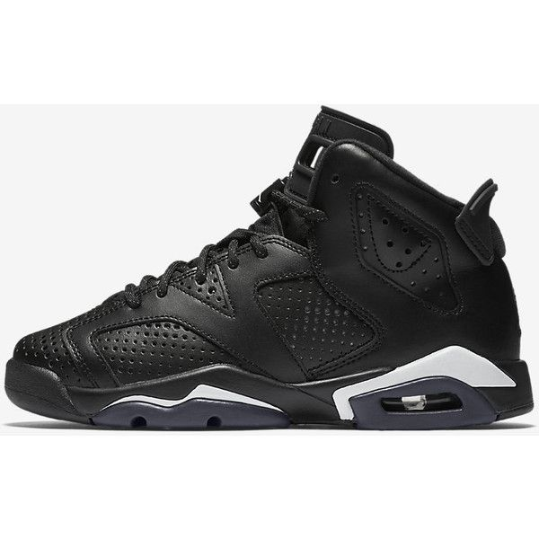 d2d2146f189 Air Jordan 6 Retro Big Kids  Shoe. Nike.com ( 90) ❤ liked on Polyvore  featuring sneakers