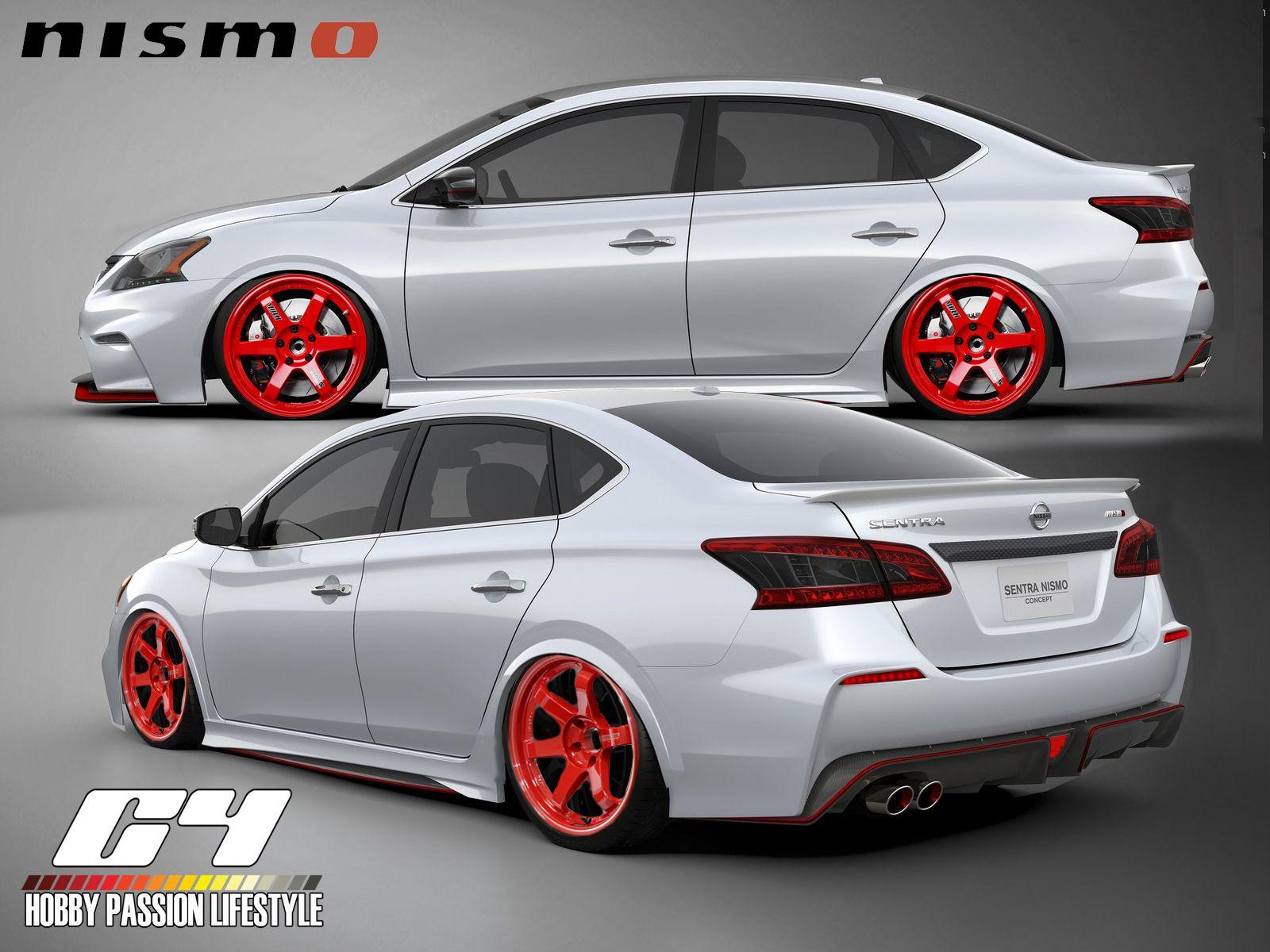 Sentra Ser Concept Nissan Custom