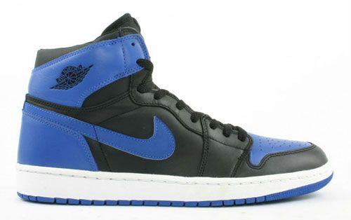 timeless design ce47f 88d55 JORDAN I - BLACK  ROYAL BLUE 2 16 13