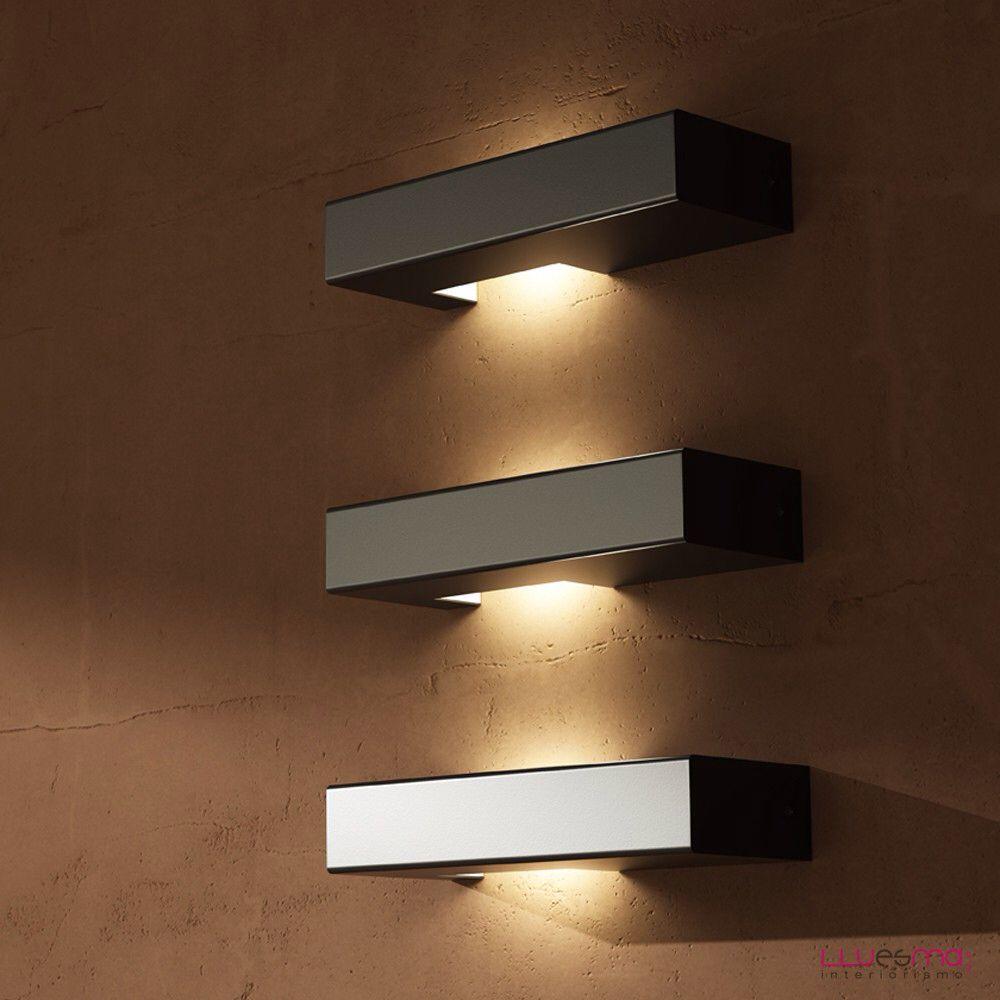 lampara pared moderna