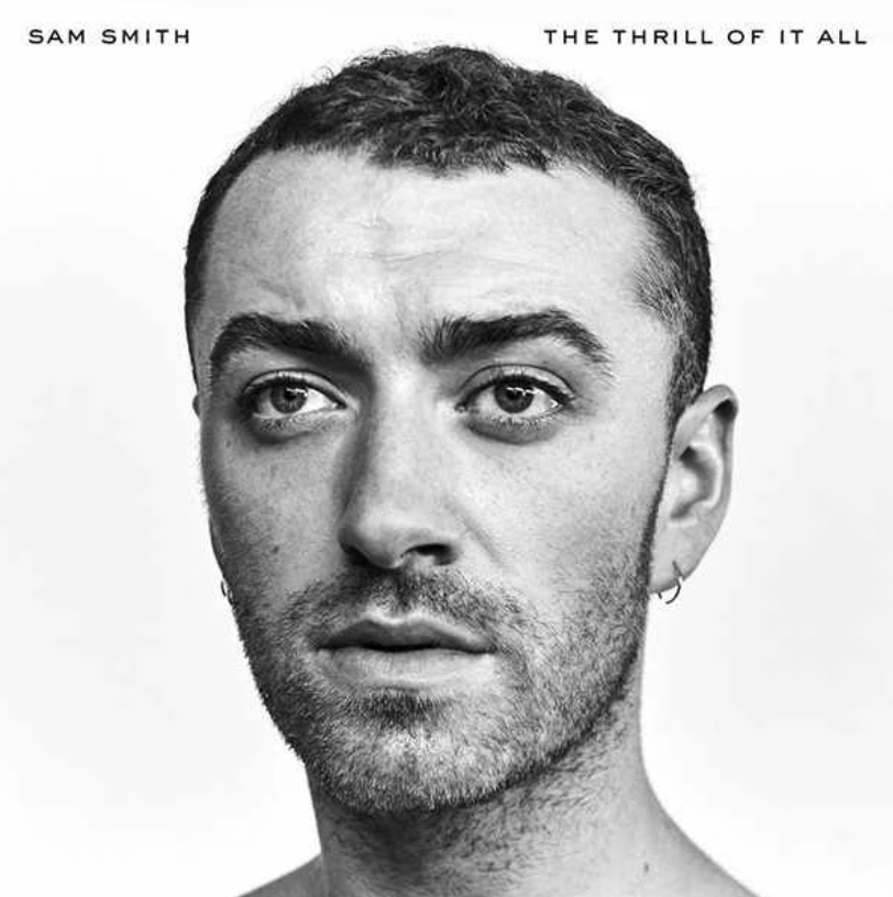 The Thrill Of It All By Sam Smith Music Album Cover Cool Album Covers Iconic Album Covers