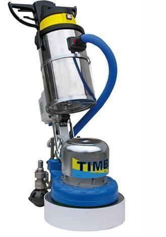 Timba Is The New Floor Sanding Machine For Wood And Hardwood Floors